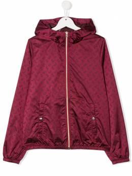 Herno Kids куртка с монограммой GI0035G12289
