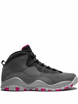 Nike Kids кроссовки Air Jordan 10 Retro (GS) 487211006