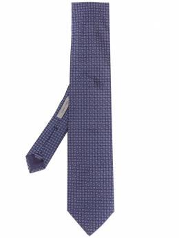 Corneliani галстук с микропринтом 85U3900120305