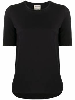 Semicouture футболка Pansy с логотипом S0SJ01