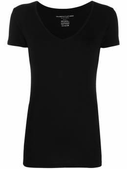 Majestic Filatures футболка без рукавов с V-образным вырезом M001FTS136