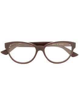 Gucci Eyewear очки в оправе 'кошачий глаз' GG0633O003