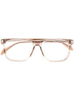 Alexander McQueen Eyewear очки в прямоугольной оправе AM0247O