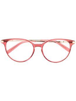 Salvatore Ferragamo очки SF2862 в круглой оправе