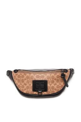 Комбинированная поясная сумка Rivington Coach 2219189181