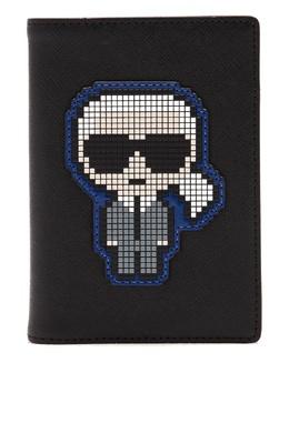 Обложка для паспорта K/Pixel Karl Lagerfeld 682189075
