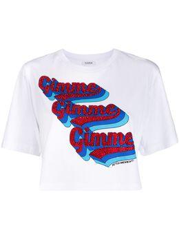 P.a.r.o.s.h. футболка Gimme D110625CIMME