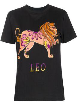 Alberta Ferretti футболка Leo J07040172