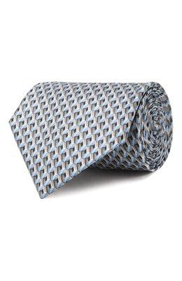 Шелковый галстук Lanvin 2864/TIE
