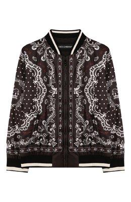 Бомбер Dolce&Gabbana L4JBV3/G7V0T/2-6
