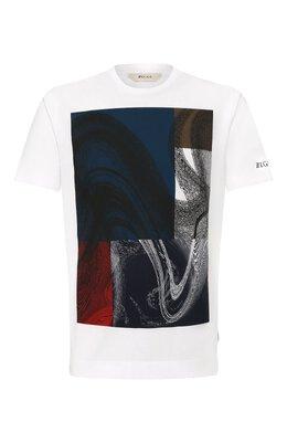 Хлопковая футболка Z Zegna VU372/ZZ630Q
