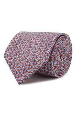 Шелковый галстук Zilli 50526/TIES
