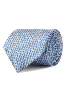 Шелковый галстук Lanvin 2840/TIE
