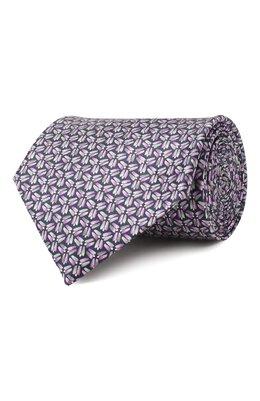 Шелковый галстук Lanvin 2858/TIE