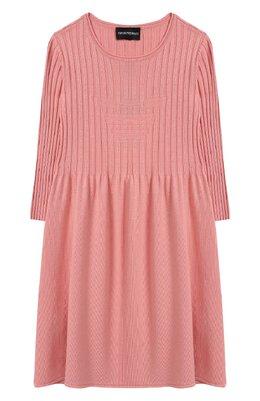 Платье из вискозы Emporio Armani 6G3A45/2M05Z