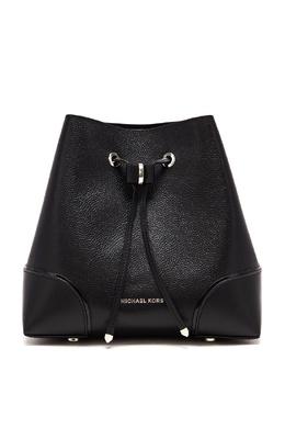 Черная сумка Mercer Gallery MICHAEL Michael Kors 984189243