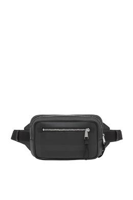 Черная поясная сумка Burberry 10188691