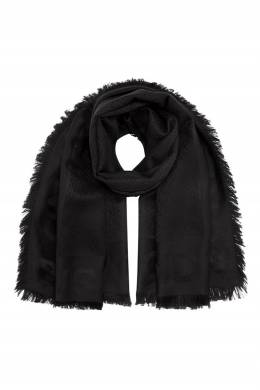Большой шарф с монограммой Burberry 10188552