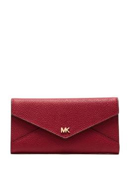 Розовый кошелек-конверт Mott MICHAEL Michael Kors 984189269