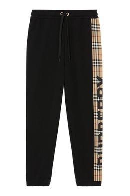 Спортивные брюки с логотипом Burberry 10189164