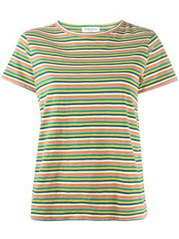 Ymc футболка с полосками Q6NAB