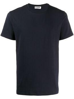 Jil Sander футболка прямого кроя JPUQ706512