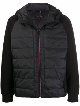 Ps by Paul Smith contrast sleeve padded jacket M2R939TC20133