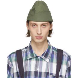 Engineered Garments Khaki Garrison Beanie 20S1H022