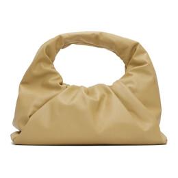 Bottega Veneta Beige Small Shoulder Pouch Bag 610524 VCP40
