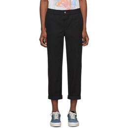 Ksubi Black Standby Trousers 5000004645