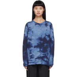 Blue Blue Japan Blue Tie-Dye Sweatshirt 700079943 J6306