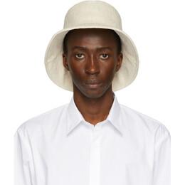 Fendi Off-White Forever Fendi Bucket Hat FXQ789 ABCK