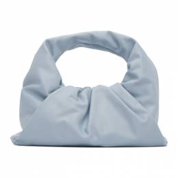Bottega Veneta Blue Small Shoulder Pouch Bag 610524 VCP40