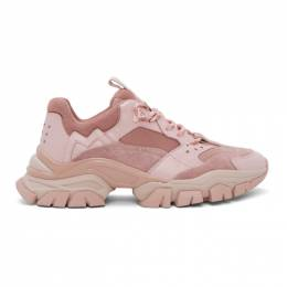 Moncler Genius Pink Leave No Trace Sneakers 4M700 - 00 - 02SCT