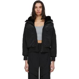 Jordan Reversible Black Hooded Jacket CQ6657-010