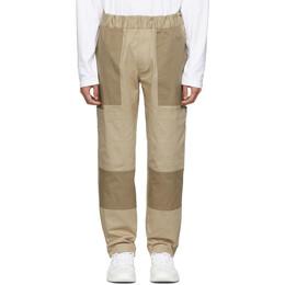 Moncler Tan Sportivo Trousers 2A717 - 00 - 57448