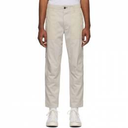 Rag&Bone Taupe Franklin Trousers MBW20S70084IML
