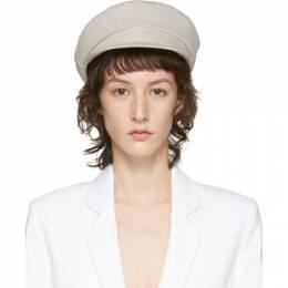 Ann Demeulemeester Off-White Fisherman Hat 2001-8606-205-020