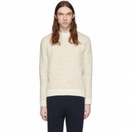 Missoni Off-White Crewneck Sweater MUN00229-BK00HP