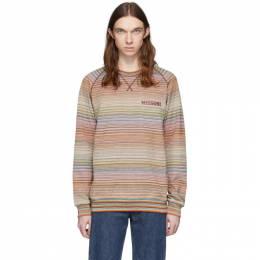 Missoni Multicolor Striped Sweatshirt MUN00002-BJ0016