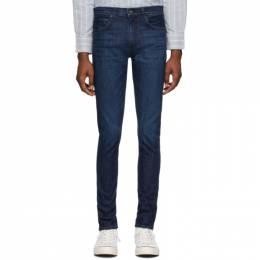 Rag&Bone Indigo Fit 1 Charlie Jeans MED20S1224K1CH