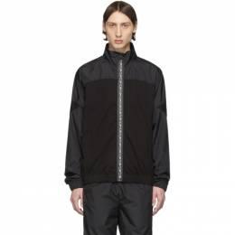 MCQ by Alexander McQueen Black Logan Jacket 577189ROT29