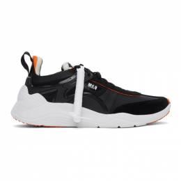 MCQ by Alexander McQueen Black Gishiki Pro Sneakers 598115R2670