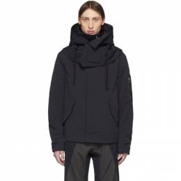 Bottega Veneta Black Parka Jacket 604461 VKK10