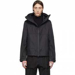 Bottega Veneta Black Technical Membrane Jacket 600718 VKKG0