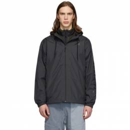 The North Face Black Cultivation Rain Jacket NF0A3MIH