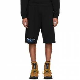Givenchy Black Boxing Amore Shorts BM50K930AF