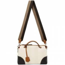 Fendi Off-White Medium By The Way Top Handle Bag 8BL146 AAFY