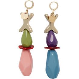 Missoni Multicolor Playful Earrings MDV00185 BV005G