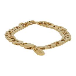 Fendi Gold Forever Fendi Bracelet 7AJ184 B08